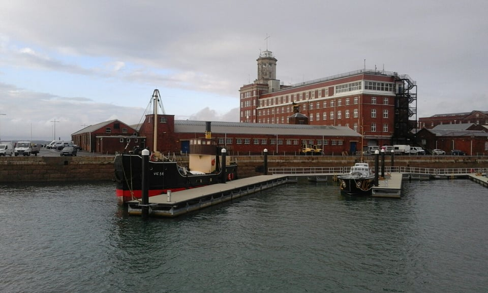 VIC 56 in Portsmouth